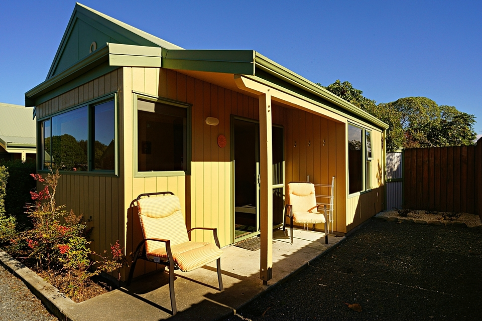 One of our cottages